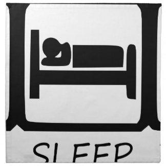 ESSEN SIE SLEEP9 SERVIETTE