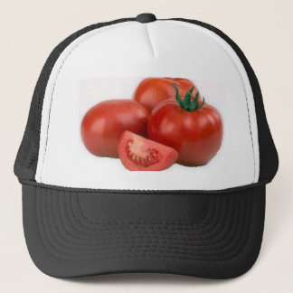 Essen Sie Tomaten Truckerkappe