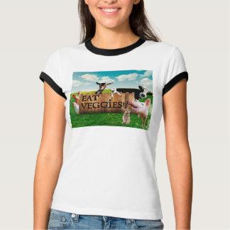 Essen Sie Veggies! T-Shirt