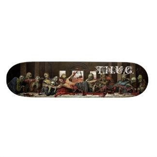 Essen Sie von meinem Fleisch Skate Board