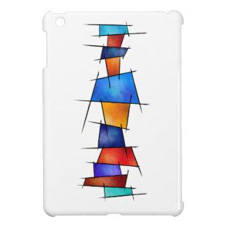 Esseniumos V1 - abstraktes außen hinteres des iPad Mini Hülle
