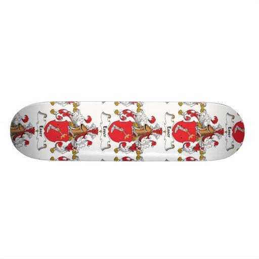 Esser Familienwappen Bedruckte Skateboarddecks