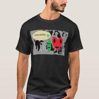 Essiggurken der Liebe I T-Shirt