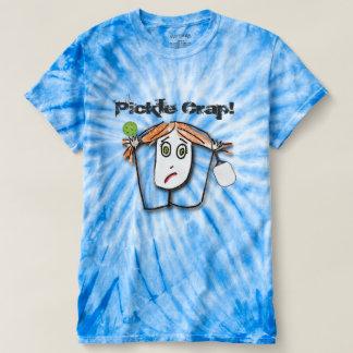Essiggurken-Mist-Krawatten-T-Stück T-shirt