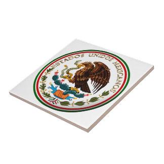Estados Unidos Mexicanos (Eagle von der Keramikfliese