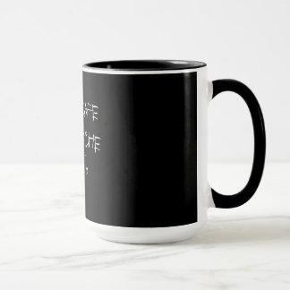 ESTE CAFÉ-BETRUG LECHE ES MIO…. TASSE