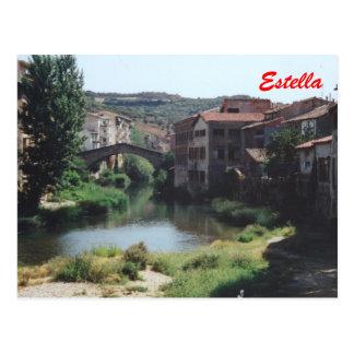 Estella Postkarte