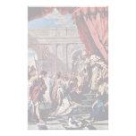 Esther vor dem persischen König Ahasuerus By Ricci Büropapier