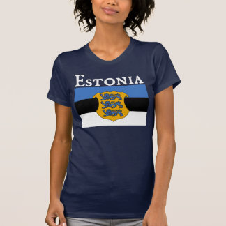 Estland (Eesti) T-Shirt
