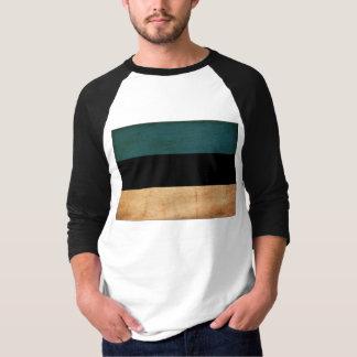 Estland-Flagge T-Shirt