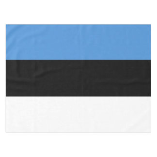Estland-Flagge Tischdecke
