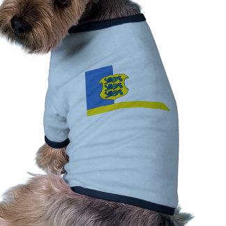 Estland - Generalmajor, Estland Hund Shirts
