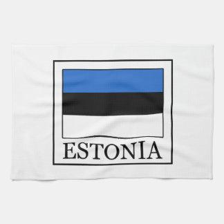 Estland Geschirrtuch
