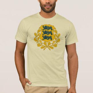 Estland-Wappen T - Shirt