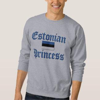 Estnische Prinzessin Sweatshirt