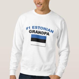 Estnischer Großvater #1 Sweatshirt