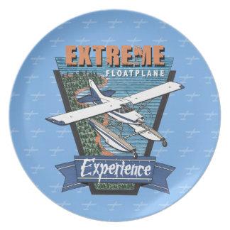 Estreme Floatplane Erfahrung Teller