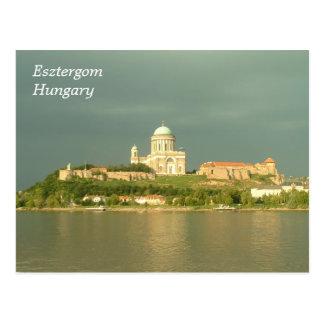 Esztergom Postkarten