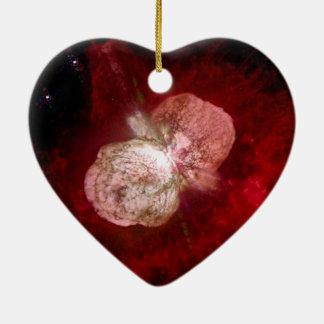 Eta Carinae super enormer Stern Keramik Ornament