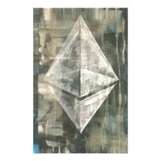 Ethereum Briefpapier