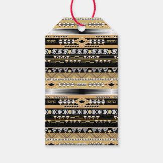 Ethnisch, Stammes-, Verzierung Geschenkanhänger