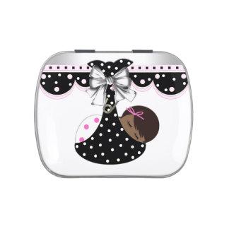 Ethnische Babyparty Süßigkeitenbox