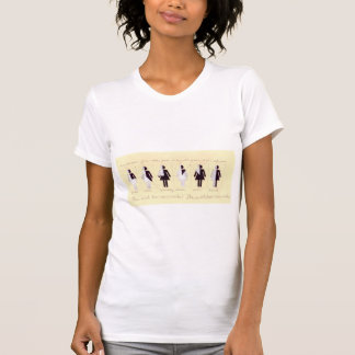 Ethnische Brüche T-Shirt