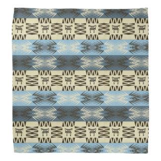 ethnisches Stammes- afrikanisches Muster Kopftuch