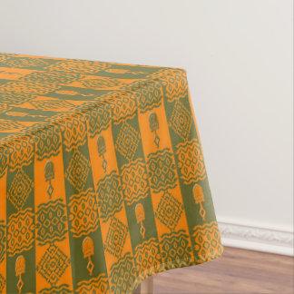 ethnisches Stammes- afrikanisches Muster Tischdecke