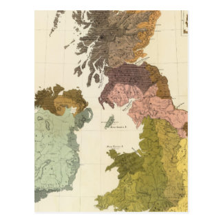 Ethnographisch, GT-Brite, Irland Postkarte