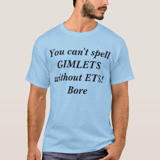 ETS-Handbohrert-stück T-Shirt