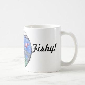Etwas fischartig! kaffeetasse