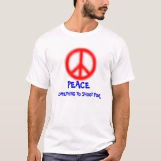 etwas, für zu schießen T-Shirt