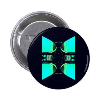 Etwas unterschiedlich - moderner städtischer Futur Runder Button 5,1 Cm