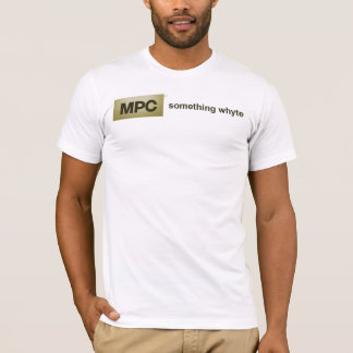 etwas whyte T-Stück T-Shirt