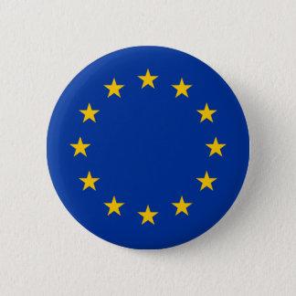 EU kennzeichnen Runder Button 5,1 Cm