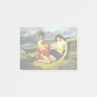 Eugène Delacroix das Natchez Post-it Klebezettel