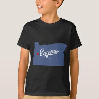 Eugene Oregon ODER Shirt