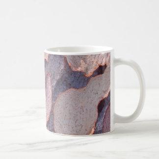 Eukalyptus-Barke Kaffeetasse