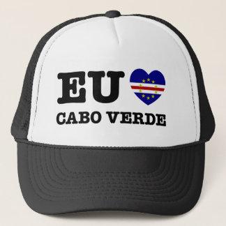 Eul Amo Cabo Verde Truckerkappe