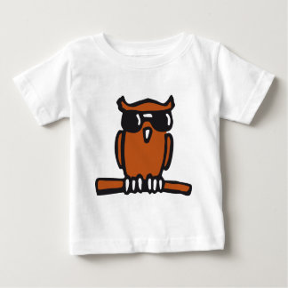 Eule Baby T-shirt