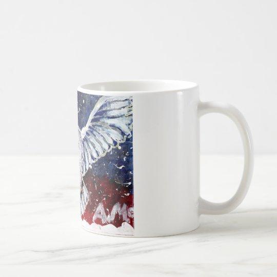 Eule Kaffeetasse