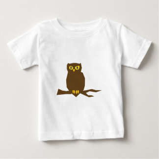 Eule owl baby t-shirt