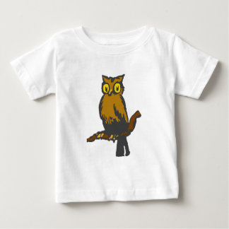 eule owl baby t-shirt