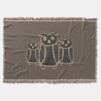 Eule - Owl Decke