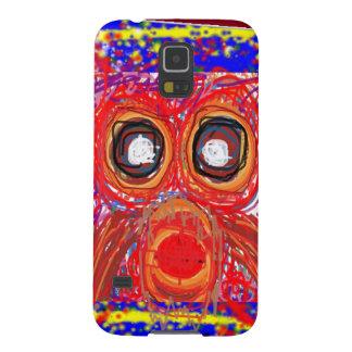 EULE scherzt Kunst: Inspirieren Sie Ihre KINDER Galaxy S5 Hüllen