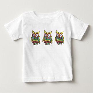 Eulen-Baby-T - Shirt