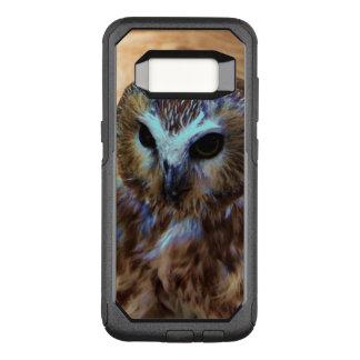 Eulen-Fall Samsung-Galaxie-S8 OtterBox Commuter Samsung Galaxy S8 Hülle