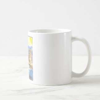 Eulen-Getränk Kaffeetasse