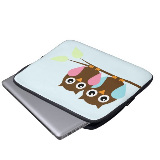 Eulen Laptop Sleeve Schutzhüllen